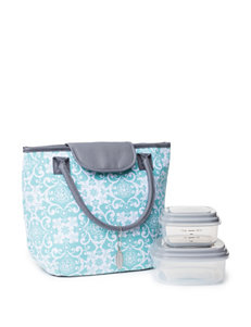 Fit & Fresh Aqua Lunch Boxes & Bags