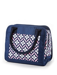 Fit & Fresh Navy Lunch Boxes & Bags