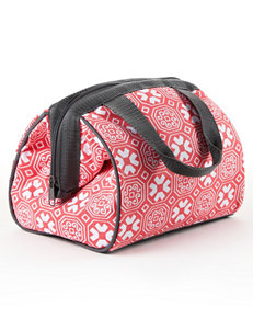 Fit & Fresh Coral Lunch Boxes & Bags Prep & Tools