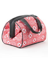 Fit & Fresh Charlotte Coral Lunch Tote