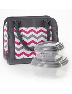 Fit & Fresh Violet Lunch Boxes & Bags