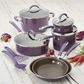 Rachael Ray 12-pc. Cucina Cookware Set