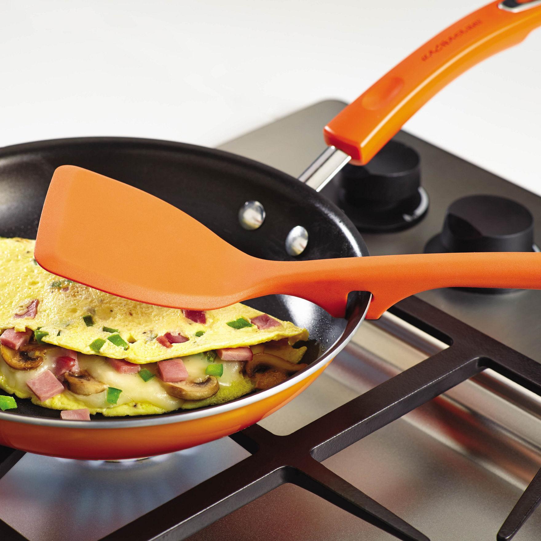 Rachael Ray Orange Pots & Dutch Ovens Cookware