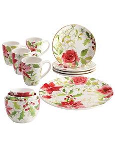 Paula Deen Red Dinnerware Sets Dinnerware
