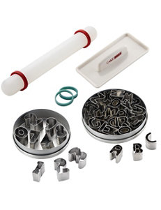 Cake Boss Red Baking & Decorating Tools Cookware Prep & Tools