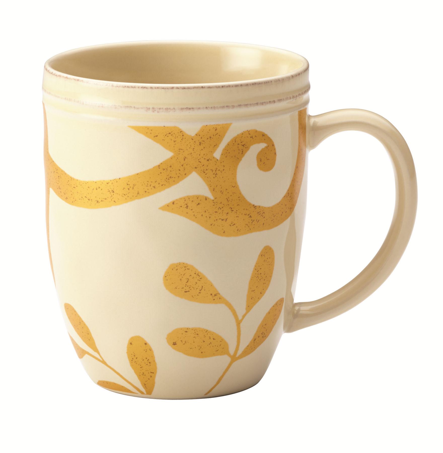 Rachael Ray Cream Mugs Drinkware