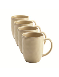 Rachael Ray Cream Mugs Drinkware
