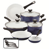Farberware 12-pc. Purecook® Ceramic Non-Stick Cookware Set