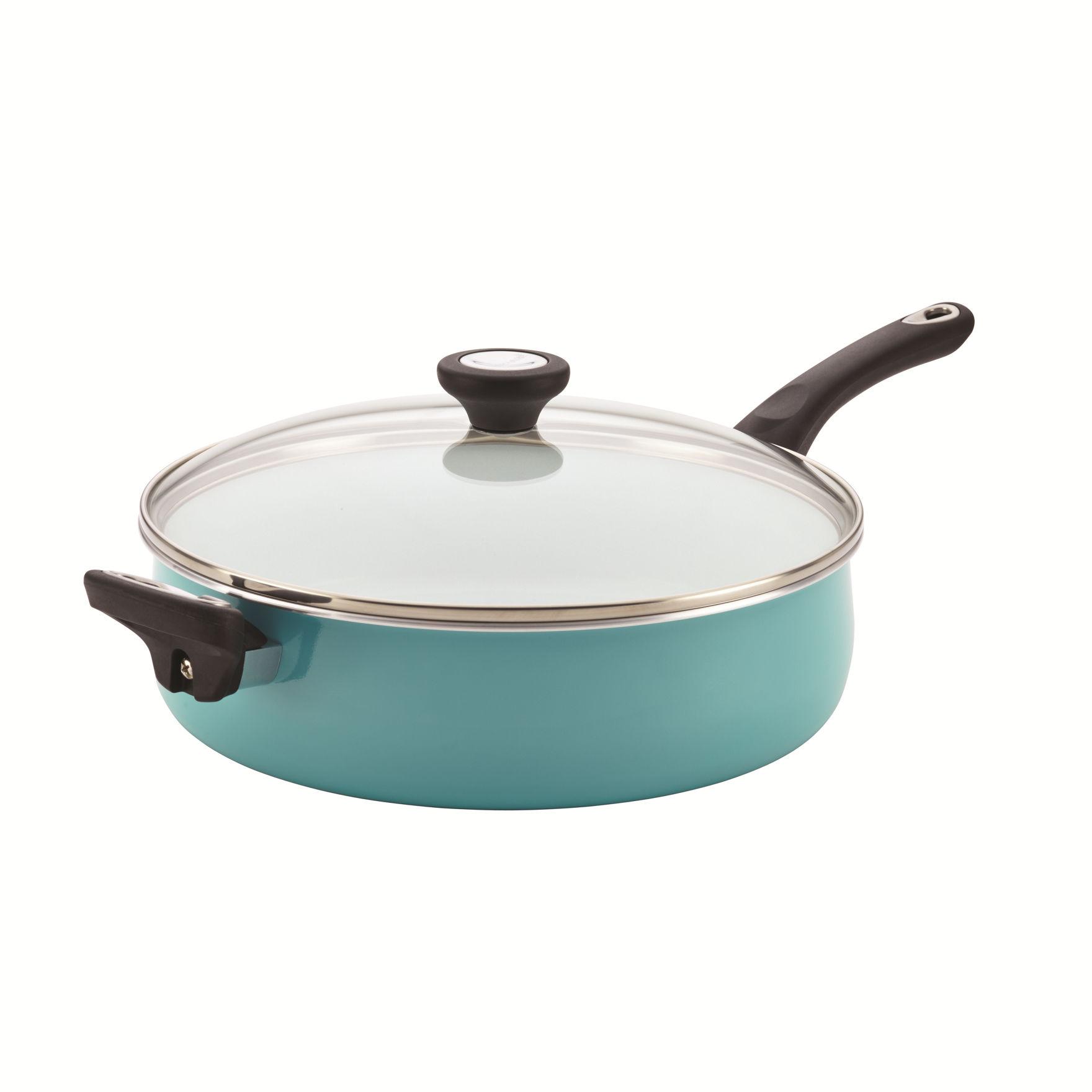 Farberware Aqua Pots & Dutch Ovens Cookware