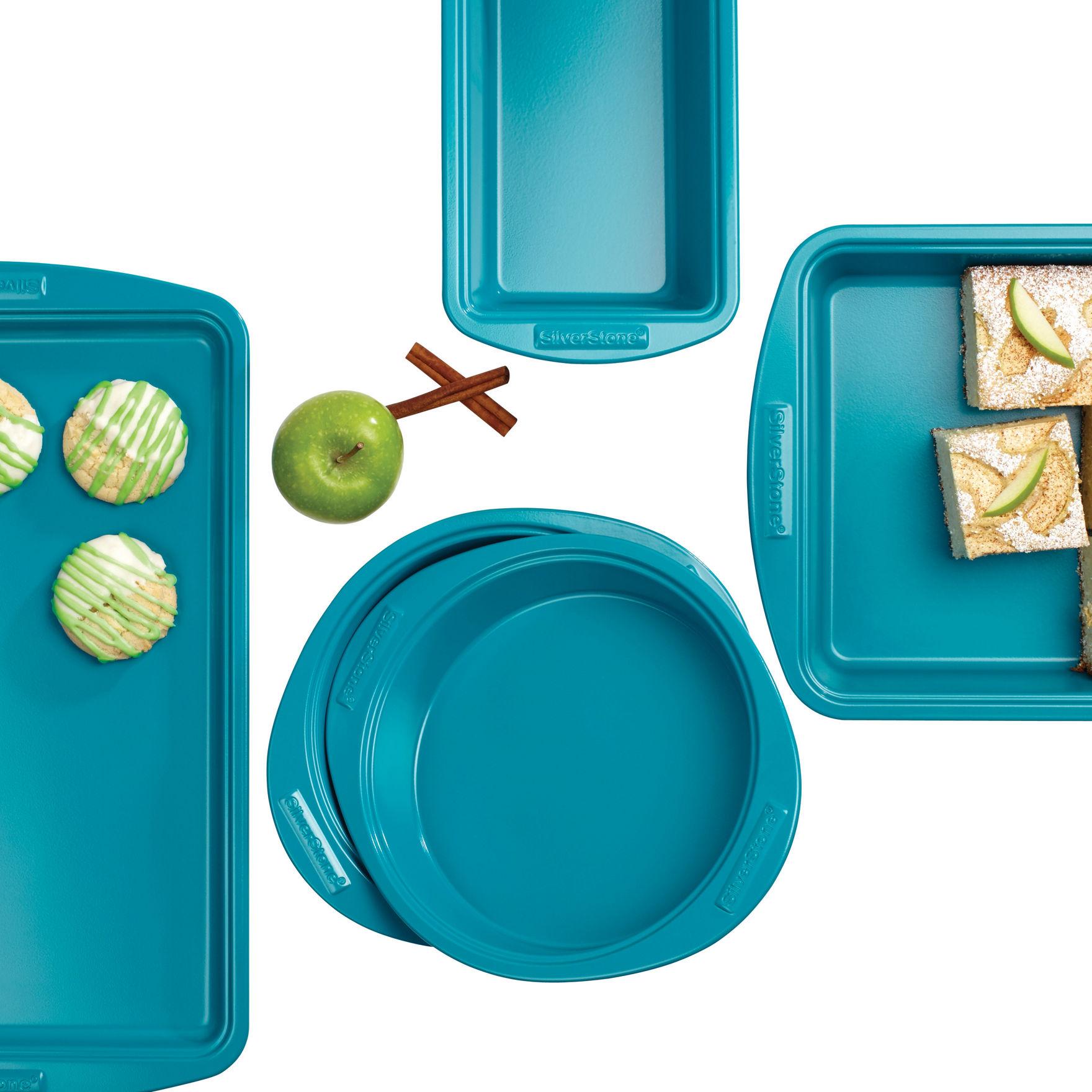 Silverstone Blue Cookware Sets Cookware