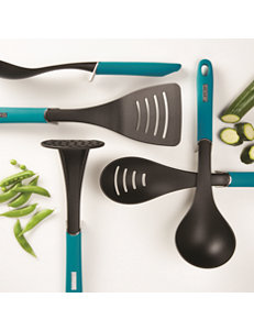 Silverstone Blue Kitchen Utensils Cookware Prep & Tools