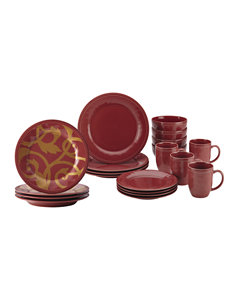 Rachael Ray Cranberry Dinnerware Sets Dinnerware