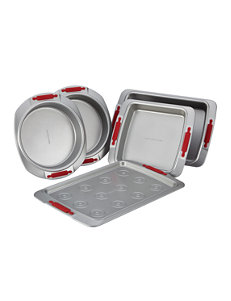 Cake Boss Grey Cookware Sets Cookware
