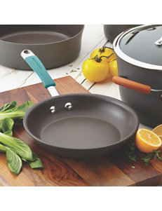 Rachael Ray Grey Frying Pans & Skillets Cookware