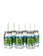 Formation 6-pk. Cheers Y'all Mason Jars