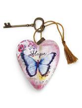 Hope Heart Art Sculpture