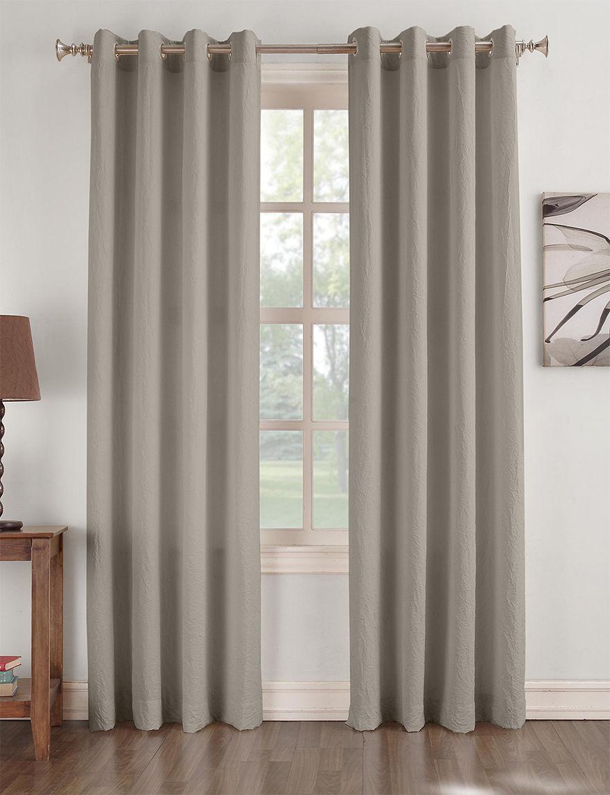 Lichtenberg Silver Curtains & Drapes Window Treatments