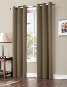 Lichtenberg Brown Curtains & Drapes Window Treatments