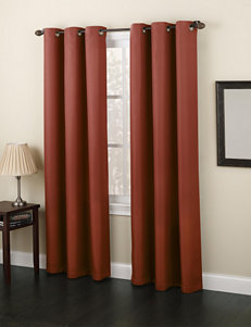 Lichtenberg Paprika Curtains & Drapes Window Treatments