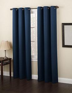 Lichtenberg Navy Curtains & Drapes