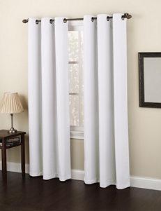 Lichtenberg White Curtains & Drapes Window Treatments