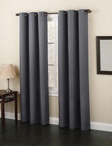 Lichtenberg Charcoal Curtains & Drapes