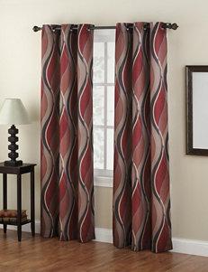 Lichtenberg Paprika Curtains & Drapes