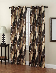 Lichtenberg Charcoal Curtains & Drapes Window Treatments