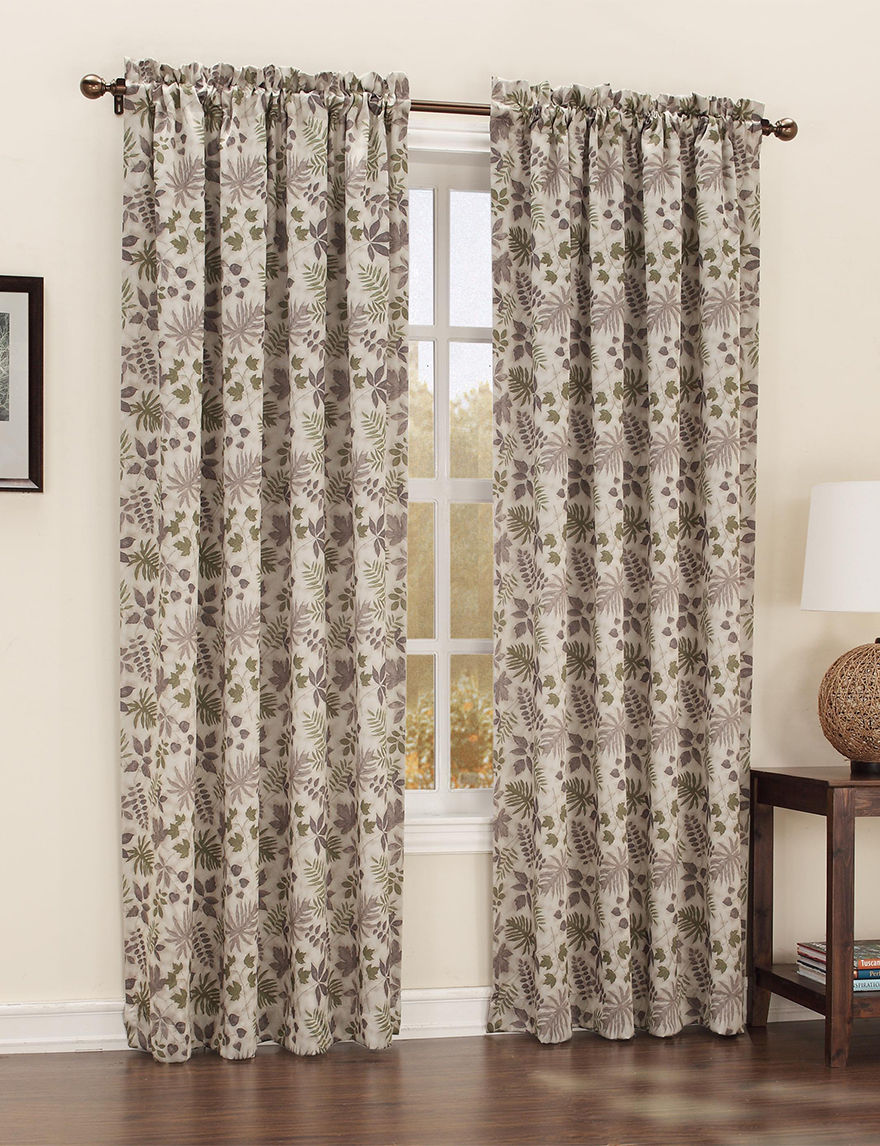 Lichtenberg Neutral Curtains & Drapes