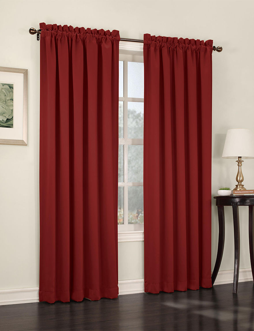 Lichtenberg Brick Curtains & Drapes