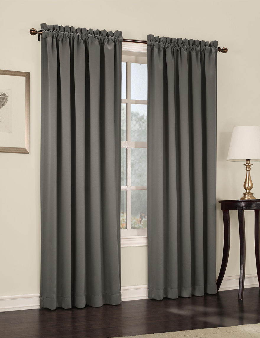 Lichtenberg Steel Curtains & Drapes Window Treatments