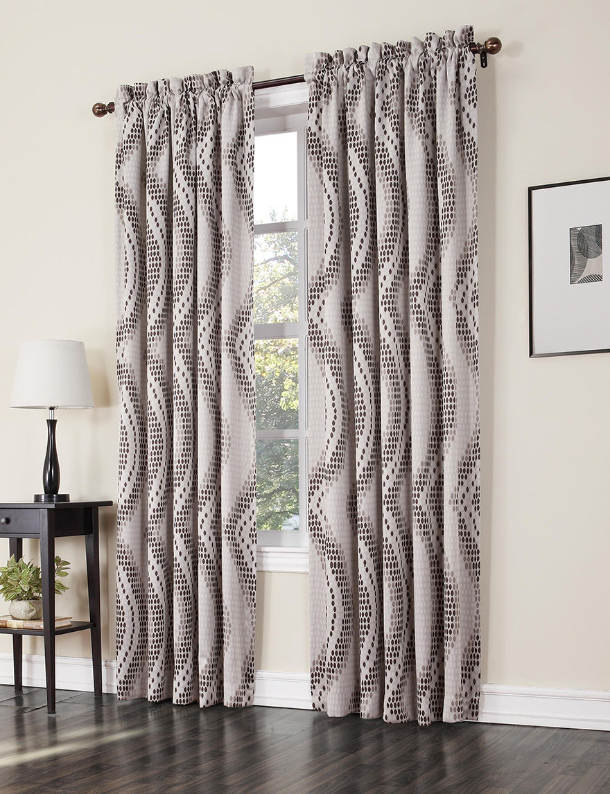 Lichtenberg Natural Curtains & Drapes Window Treatments