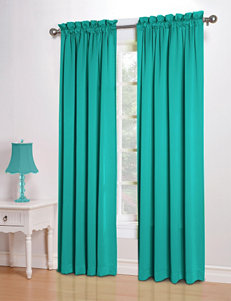 Lichtenberg Sky Blue Curtains & Drapes Window Treatments