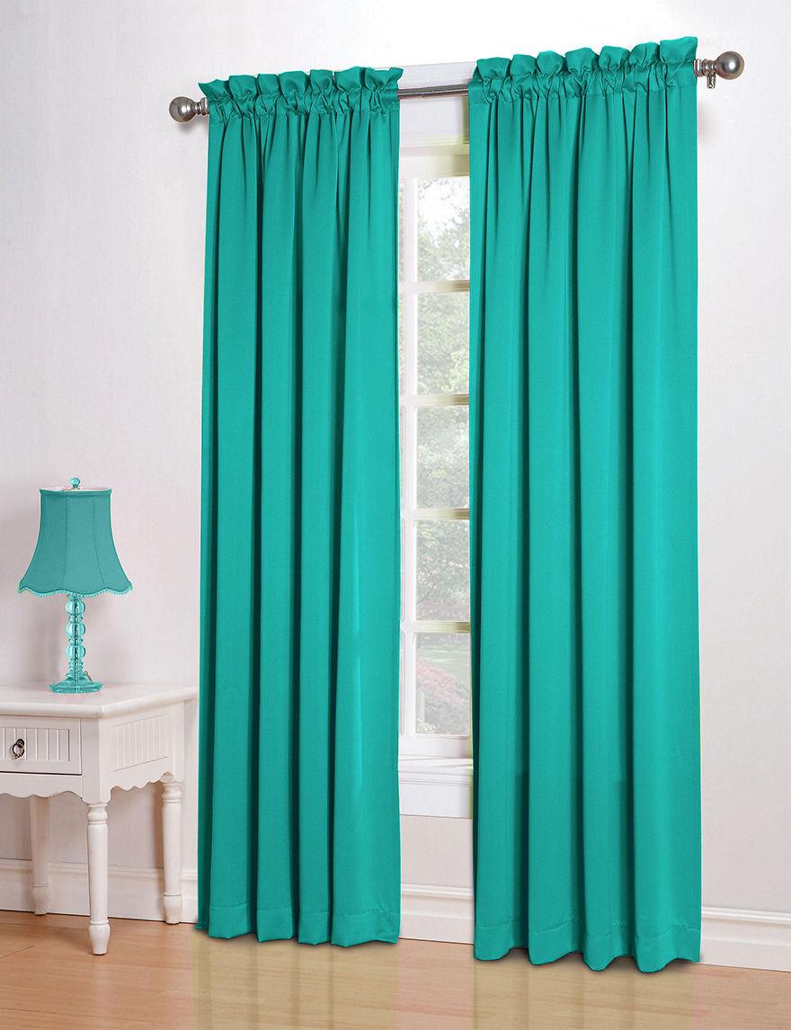 Lichtenberg Sky Blue Curtains & Drapes