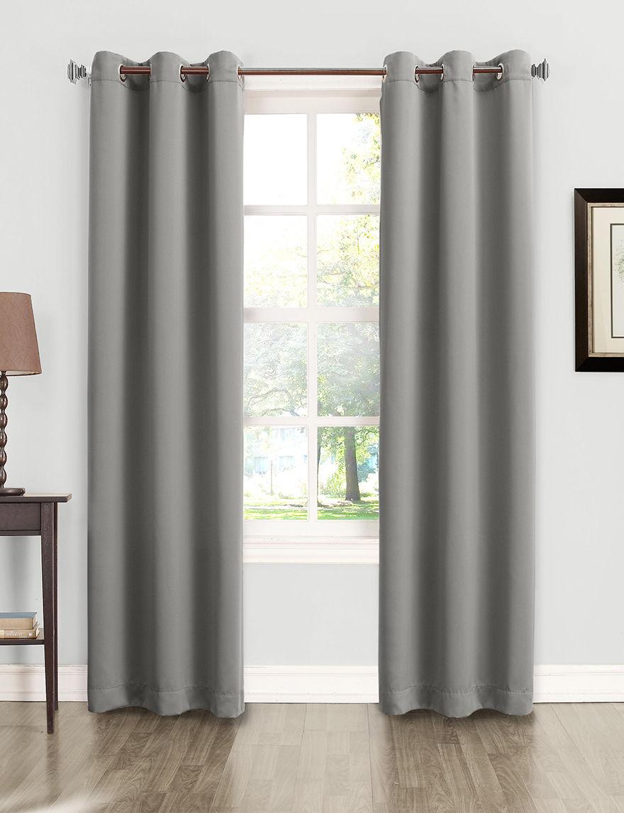 Lichtenberg Grey Curtains & Drapes