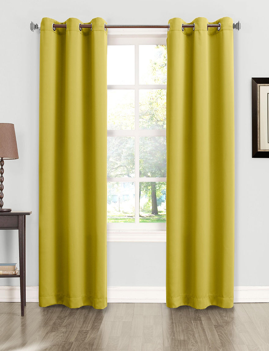 Lichtenberg Citrine Curtains & Drapes Window Treatments