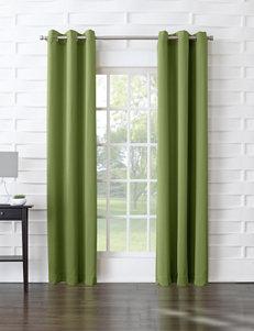 Lichtenberg Green Curtains & Drapes Window Treatments
