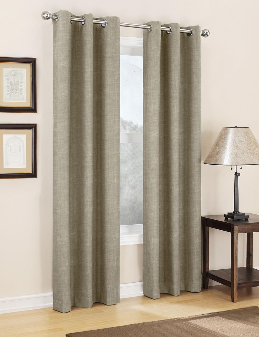Lichtenberg Linen Curtains & Drapes