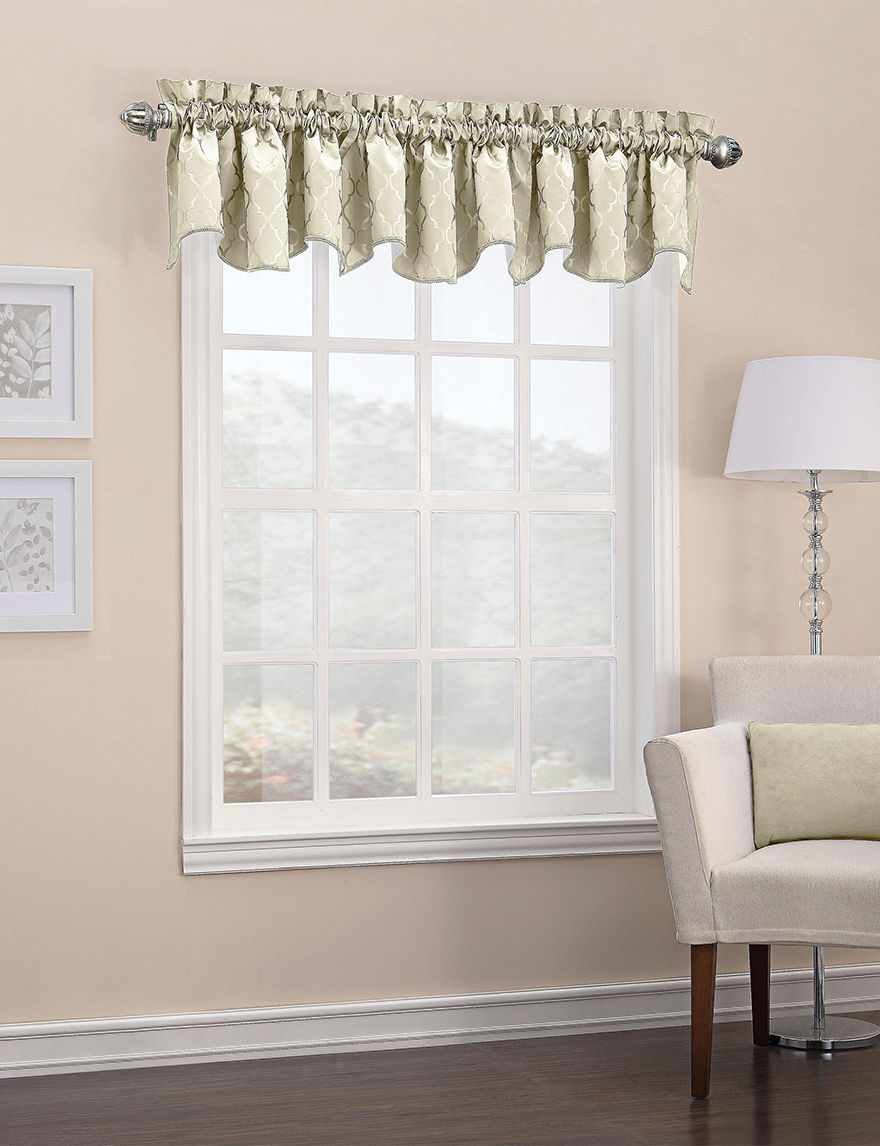 Lichtenberg Ivory Window Treatments