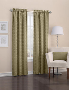 Lichtenberg Taupe Curtains & Drapes Window Treatments
