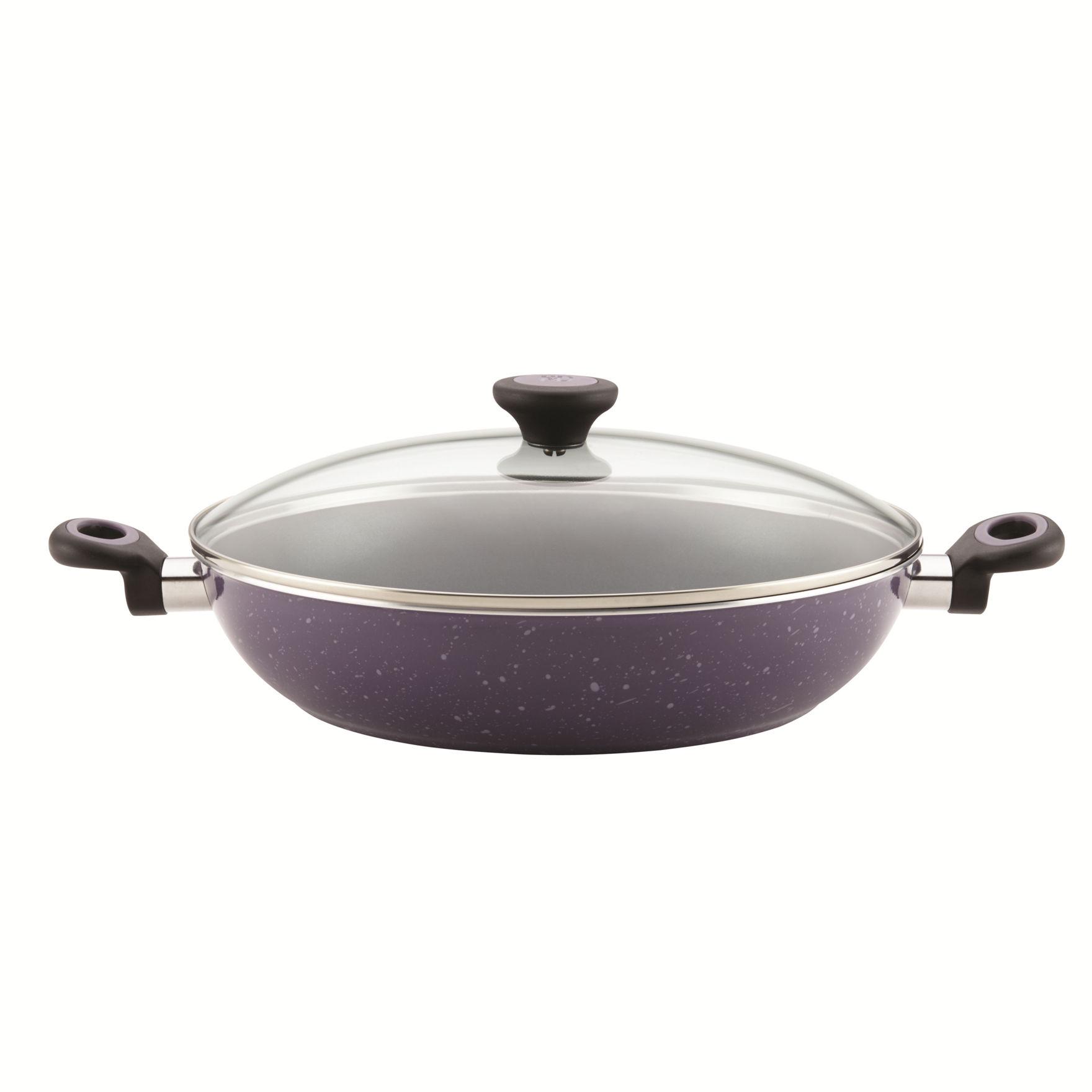 Paula Deen Lavender Frying Pans & Skillets Cookware