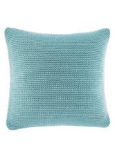 Nautica Aqua Knit Decorative Pillow