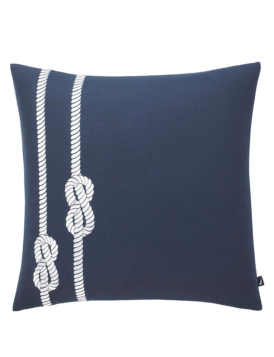 Nautica Navy Bed Pillows