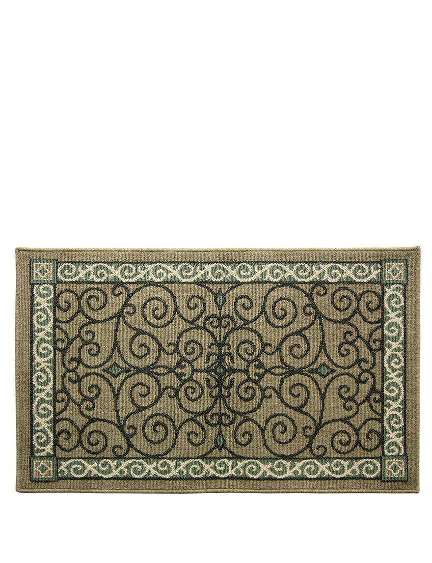 Bacova Guild Tan / Black Rugs