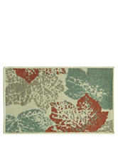 Bacova Guild Leaf Fossil Small Rug