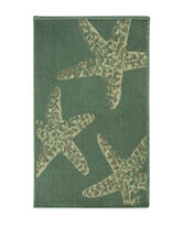Bacova Guild Reliance Star Fish Small Rug