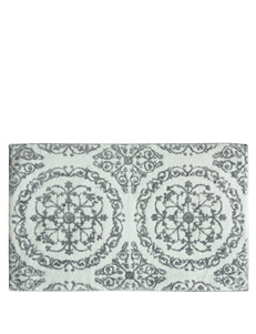 Jessica Simpson Ornamental Medallion Bath Rug