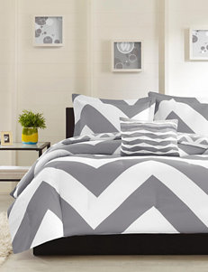 Mizone Libra 4-pc. Chevron Print Comforter Set