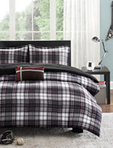 Mizone Harley 4-pc. Plaid Print Reversible Comforter Set