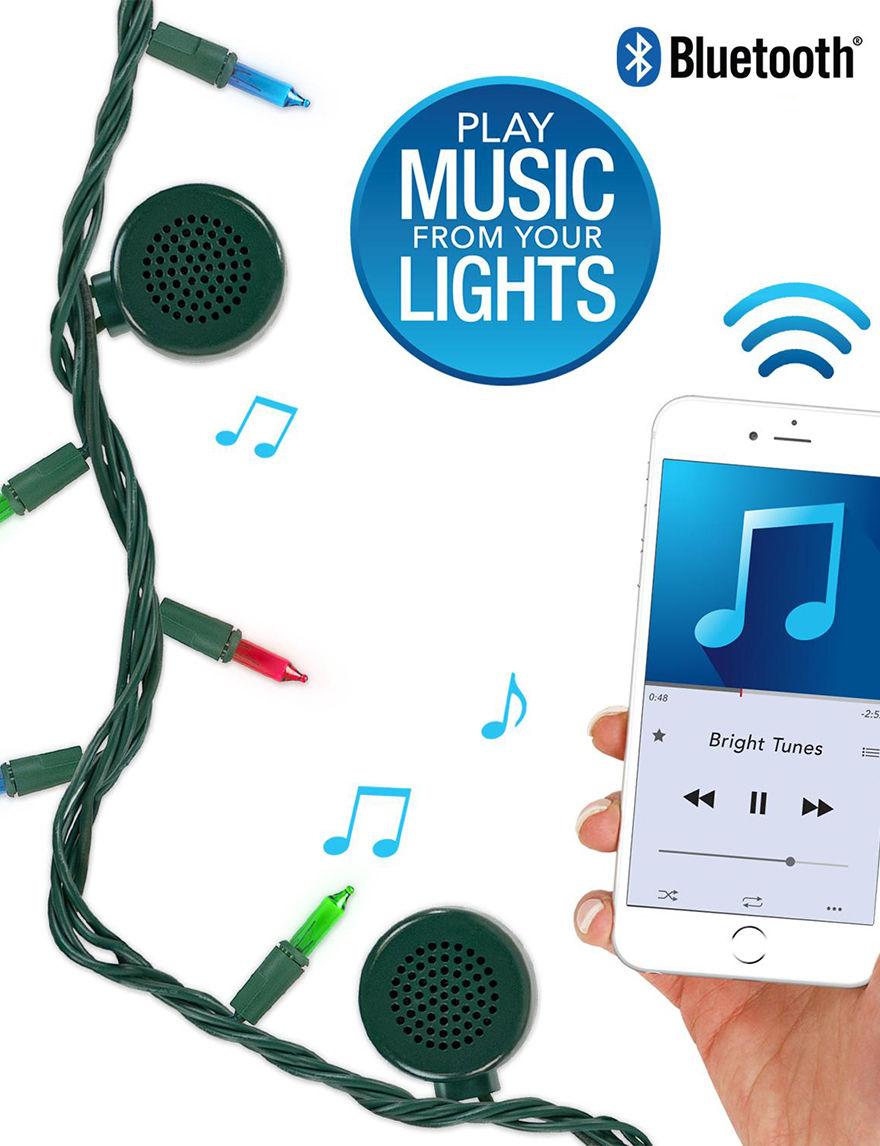 Bright Tunes Green Speakers & Docks Home & Portable Audio